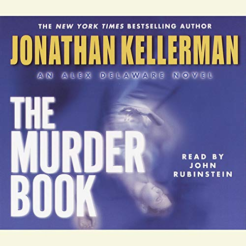 The Murder Book cover art