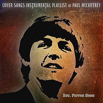 Cover Songs Instrumental Playlist of Paul McCartney