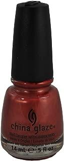 China Glaze Nail Polish YOUR TOUCH Lacquer 70342 Salon Girlie .5 oz Manicure Fun