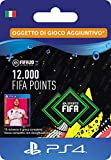 FIFA 20 Ultimate Team - 12000 FIFA Points DLC - Codice download per PS4 - Account italiano
