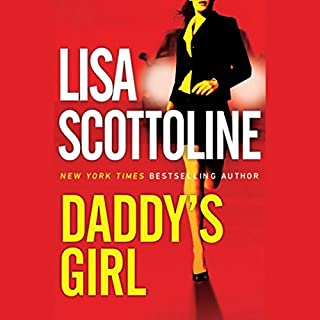 Daddy's Girl audiobook cover art