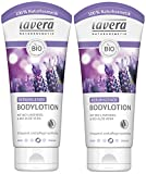 lavera Beruhigende Bodylotion Lavendel & Aloe Vera ∙ Samtweiches Hautgefühl
