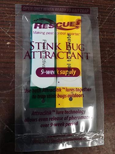 RESCUE Ricarica per Trappola Stink Bug Trap cimice Asiatica HALYOMORPHA HALYS