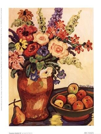 Suzanne Etienne - Provence Garden III Art Print LAST ONES IN INVENTORY!!