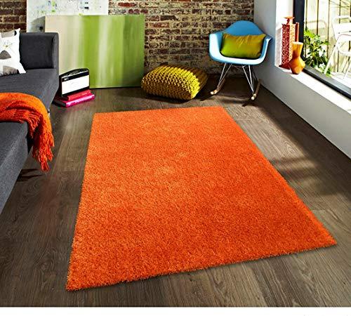 Alfombra Naranja  marca Color Carpet