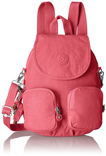Kipling Firefly Up Womens Backpack Pink City Pink 22x31x14 cm