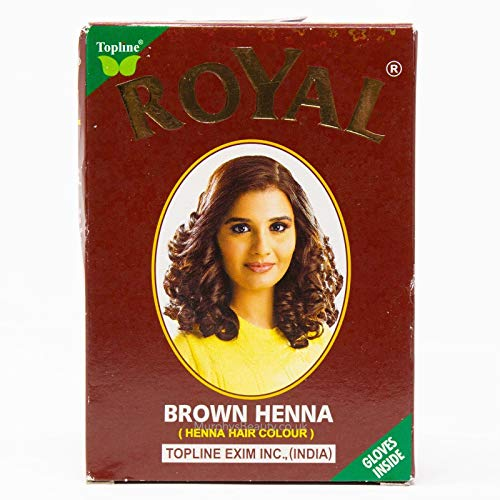 Royal Henna - Brown