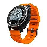 Reloj Elegante Bluetooth al Aire Libre Relojes Inteligentes Posición Profesional del GPS...