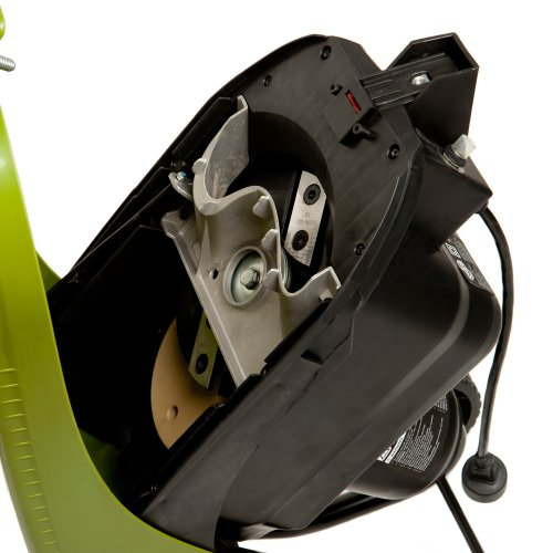 CJ601E 14-Amp Electric Wood Chipper/Shredder