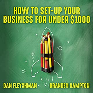 How to Set-Up Your Business for Under $1000 cover art