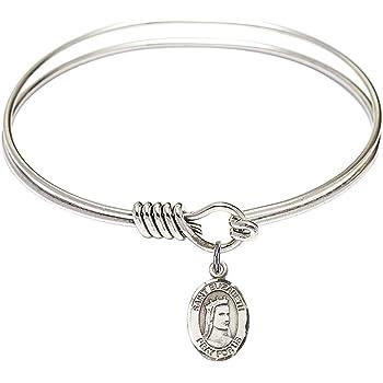 DiamondJewelryNY Sterling Silver O//L of Good Counsel Pendant