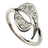 [アトラス] Atrus ナンバー 9 ナイン 数字 リング プラチナ 指輪 ダイヤモンド 5号