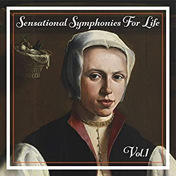 Sensational Symphonies For Life, Vol. 1 - Boyce: 8 Symphonien