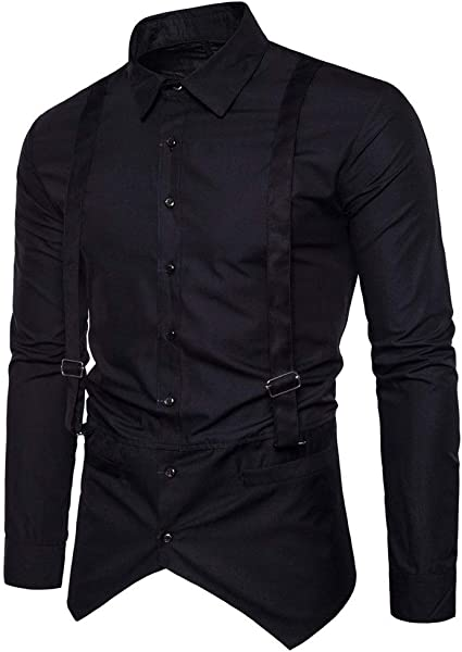 Camisas de vestir para hombre 1 manera de la calidad del PCS ...