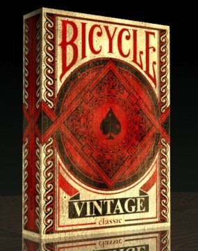 Vintage Playing Cards by Bicycle