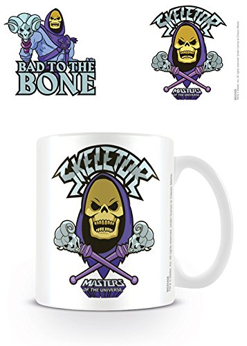 Masters Of The Universe - Taza Skeletor - Bad To The Bone, 320 ML