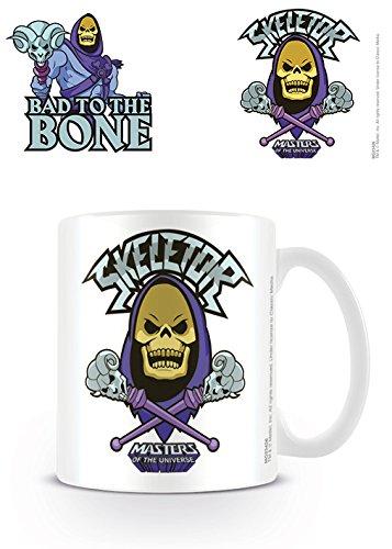Pyramid International MG23426 Masters of The Universe Skeletor - Bad To The Bone Keramikbecher, mehrfarbig, 8,5 x 12 x 10,5 cm