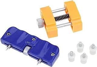 2pcs Adjustable Opening Watch Tools Set Professional Wristwatch Repair Kits