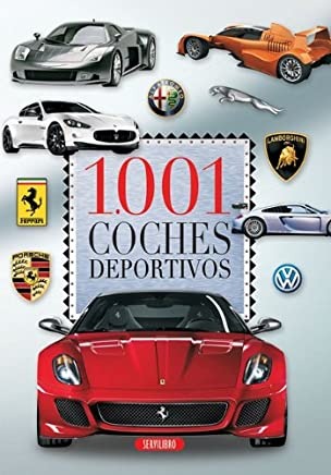 1.001 coches deportivos (Spanish Edition)