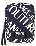Versace Jeans Couture hombre bolsos bandolera blu