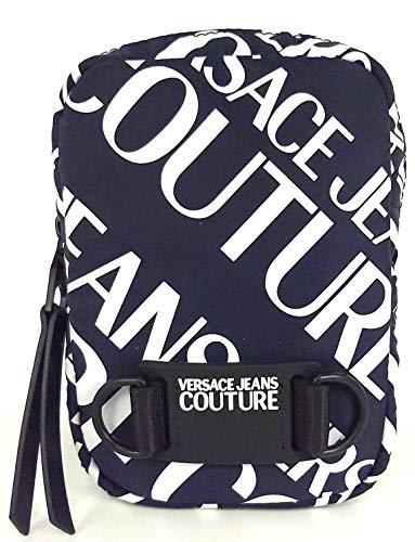 Versace Jeans Couture herren Umhängetasche blu