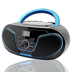 Tragbar Boombox Radio