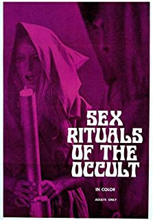 Sex Rituals of the Occult Poster Movie 11x17 Steve Vincent