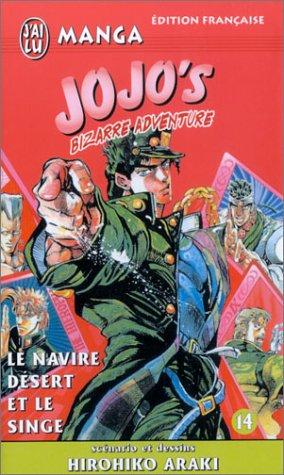 Jojo's Bizarre Adventure, tome 14 : Le Navire désert et le Singe