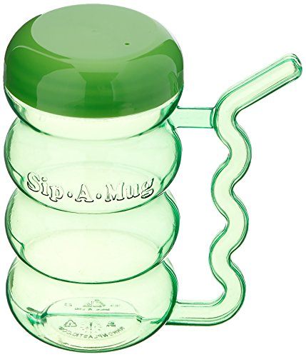Sammons Preston Small Cup with Built-in Straw