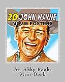 20 John Wayne Movie Posters