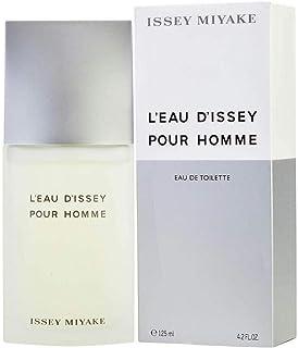 L'Eau d'Issey Pour Homme by Issey Miyake for Men - Eau de Toilette, 125ml