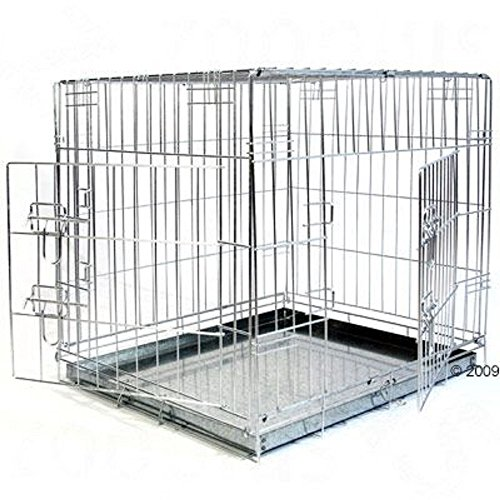 Double porte Cage Cage