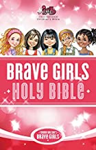 ICB, Tommy Nelson's, Brave Girls Devotional Bible, Hardcover, Pink