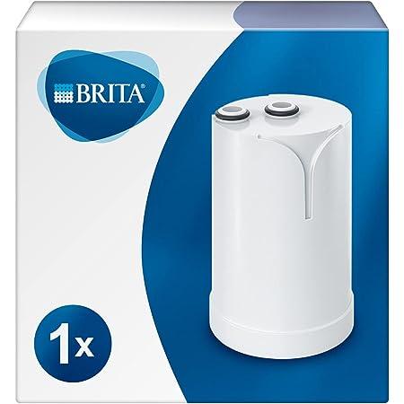 BRITA Filtre de Rechange pour Nouveau système de Filtration on Tap, Plastique, Blanc, Unique