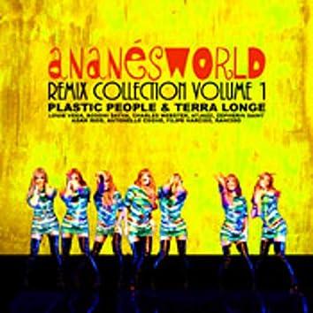 Ananesworld Remix Collection Volume 1 (Plastic People & Terra Longe)