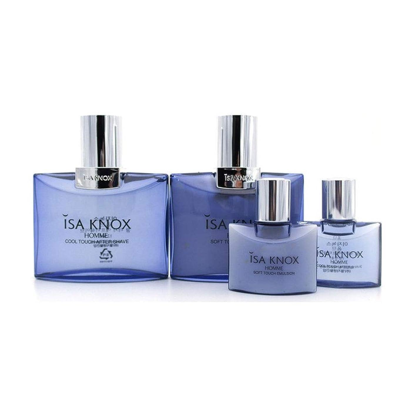 ほぼ白雪姫ファブリックイザノックスオムアフターシェーブ160ml(125+35)エマルジョン160ml(125+35)セットメンズコスメ韓国コスメ、Isa Knox Homme After Shave Emulsion Set Men's Cosmetics Korean Cosmetics [並行輸入品]