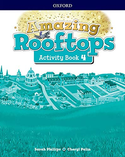 Amazing Rooftops 4. Activity Book Pack