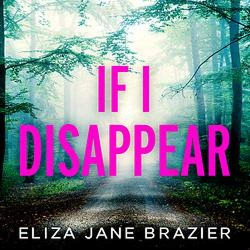 If I Disappear cover art