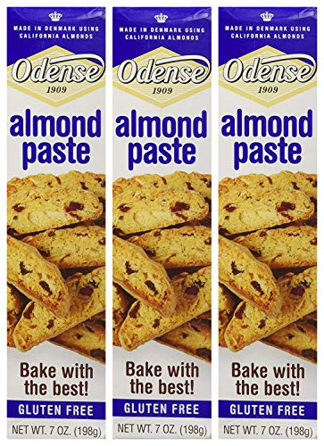 Odense Almond Paste, 7-ounce (Pack Of Six)