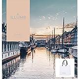 ILLUMS(イルムス) ギフトカタログ ニューハウンコース(15,800円) (包装済み/ノキアブラウン) ショッピングバッグ付き(S84)