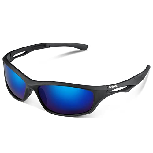 a96592a162d Duduma Polarised Sports Mens Sunglasses for Ski Driving Golf Running  Cycling Tr90 Superlight Frame Design for