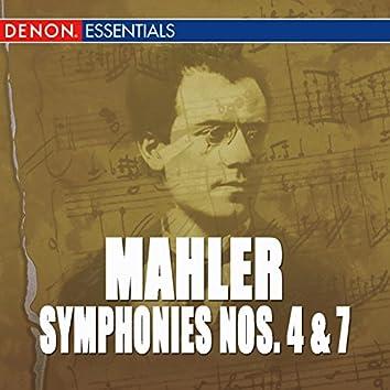 Mahler: Symphonies No. 4 & 7