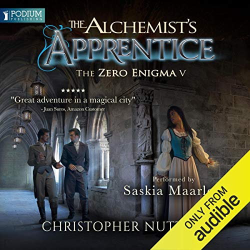 The Alchemist's Apprentice cover art