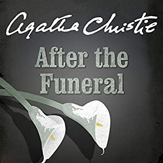 After the Funeral audiobook cover art