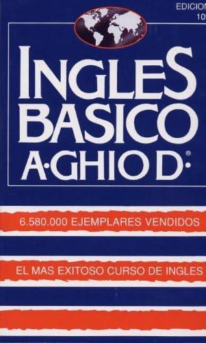 Ingles Basico ghio basic English Spanish Edition product image