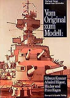 Vom Original zum Modell, Schwere Kreuzer Admiral Hipper, Blücher und Prinz Eugen