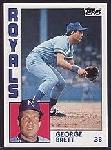 1984 Topps #500 George Brett Royals