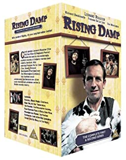 Rising Damp - The Complete First And Second Series