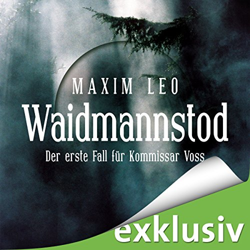Waidmannstod audiobook cover art