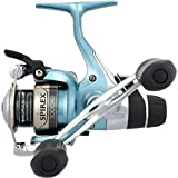 Shimano Spirex RG Spinning Reel (6.2:1), Ultra Light, 4 Pounds/140 Yards